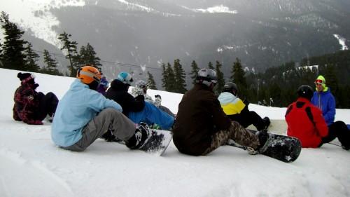 basi level 2 snowboard coach