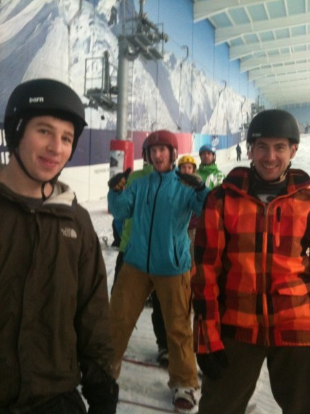 Definition 2 Day Snowboard Freestyle Course At Hemel Snow Centre