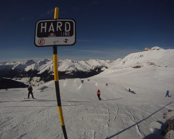 Davos Park Hard Line