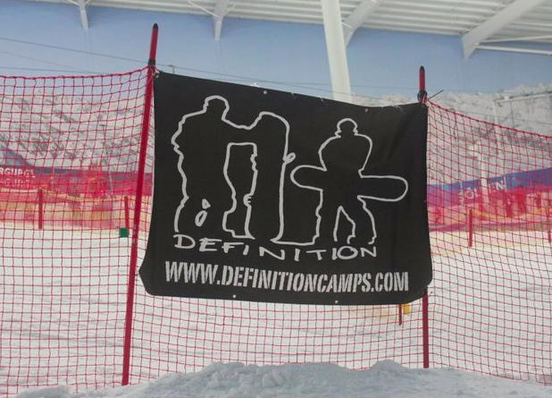 Definition camps snowboard course hemel
