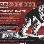 SCUK Bash Hemel Spring
